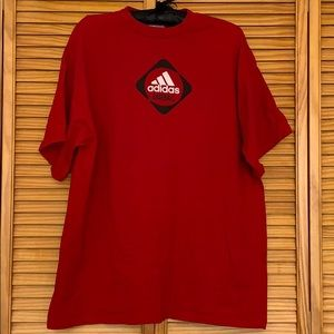 Men's Adidas Baseball T-shirt